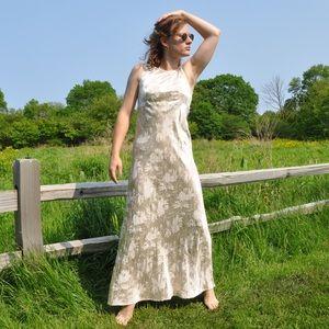 90s Satin Dress